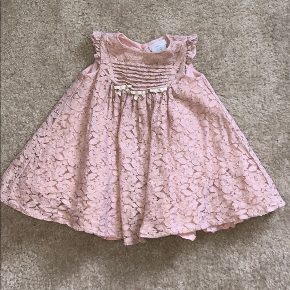 #68 NWT Gymboree Lavender Embroidered Dress Size 2T 3T 4T